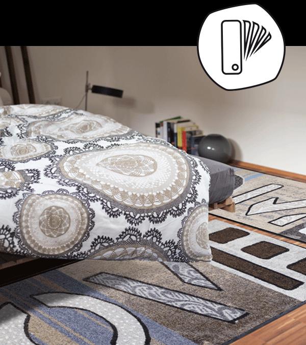 Zwei Wohnmatten sind besser als eine